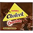 Batido de chocolate pack 3 envases 200 ml Choleck