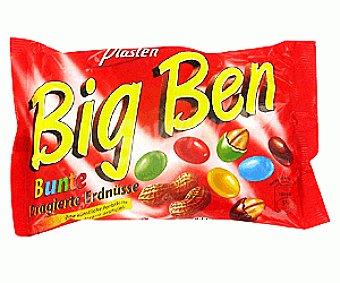 Big Ben Cacahuetes con Chocolate de Colores 250g