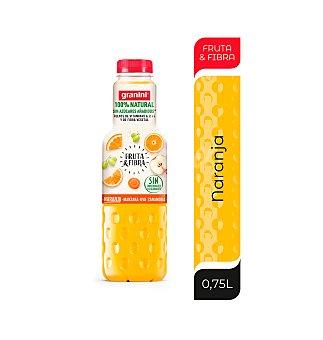 Granini Fruta&fibra naranja 0,75l