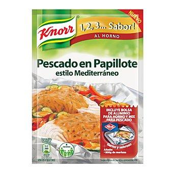 Knorr Sazonador Pescado en Papillote 36 g