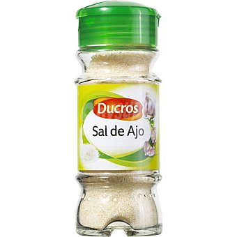 Ducros Sal de ajo para sazonar Frasco 70 g