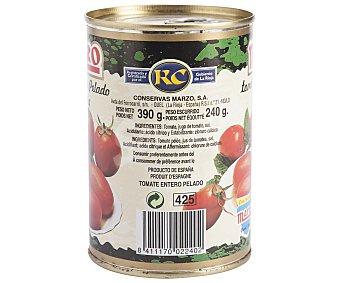 Marzo Tomate Entero al Natural Tomate Entero Nat. 240g