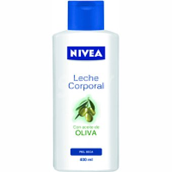 Nivea Leche corporal con aceite de oliva piel seca 400 ML