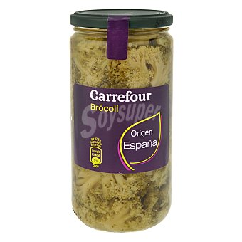 Carrefour Brocoli natural 370 g