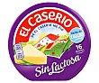 Queso en porciones sin lactosa 250 g El Caserío