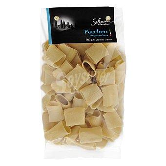 Carrefour Selección Pasta paccheri 500 g