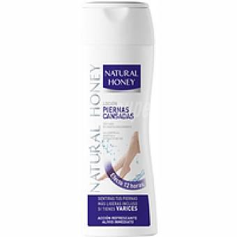 Natural Honey Loción piernas cansadas Bote 330 ml