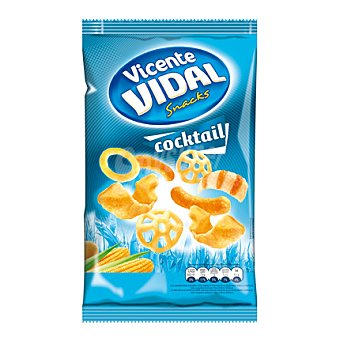 Vidal Cocktail snacks Bolsa 80 g