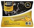 Barritas energéticas plátano y almendras loading 4 x 20 gr