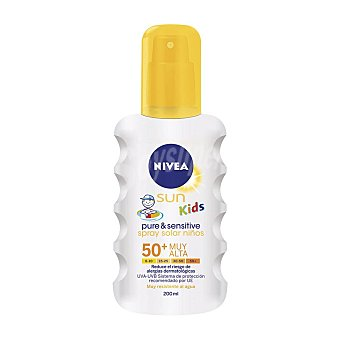 Nivea Sun Protector solar sensitive FP50 Spray 200 ml