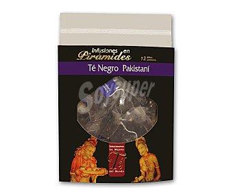 TÉ DEL MUNDO Té negro pakistaní 24 gramos