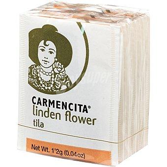 Carmencita Tila Estuche 10 sobres