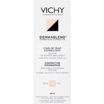 Vichy Dermablend Nº15 Tubo 30 ml