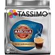 Café espresso descafeinado tassimo M Paquete 16 monodosis Tassimo