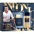 King of Seduction Absolute eau de toilette natural masculina spray 100 ml + desodorante Spray 150 ml Antonio Banderas