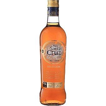 Santa Cruz Ron oro de Islas Canarias selección Botella de 70 cl