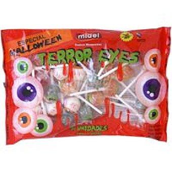 MIGUELAÑEZ Bolsa Ojos Terror Halloween bolsa 300 g
