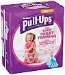 Pañal de aprendizaje para niña - Talla 4 Paquete 29 unid Pull-Ups Huggies