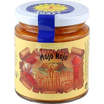 ARGODEY FORTALEZA Mojo rojo suave Frasco 200 g
