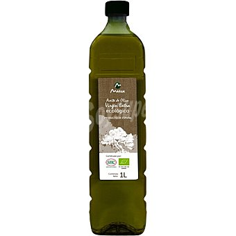 Maeva Aceite de oliva virgen extra ecológico botella 1 l botella 1 l