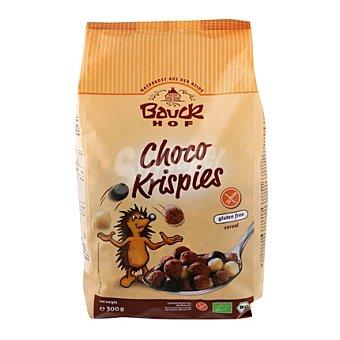 Bauck Crispies mix chocolate - Sin Gluten 300 g