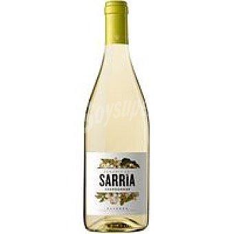 Señorio de Sarria Vino Blanco Chardonnay Navarra Botella 75 cl