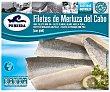 Filetes de Merluza del Cabo, congelados y con piel 600 g Pereira