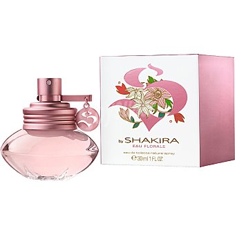 Shakira Florale eau de toilette natural femenina Spray 30 ml