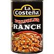 frijoles ranch Lata 210 g La Costeña