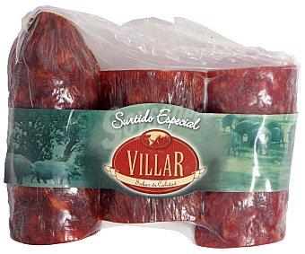 Villar Lote de embutidos Bandeja 760 g