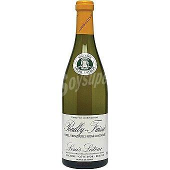 Louis latour Pouilly - Fuisse vino blanco Borgoña Francia Botella 75 cl