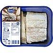 Filetes de bacalao salado bandeja 300 g bandeja 300 g Pescados Royal