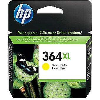 HP Nº364 XL cartucho color amarillo
