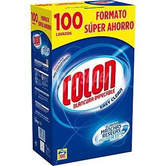 COLON Easy Clean Detergente máquina polvo maleta 100 cacitos Maleta 100 cacitos