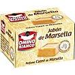 Detergente pastilla marsella 250g Pastilla 250g Omino Bianco