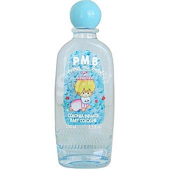 P.M.B. para mi bebé colonia de bebé Azul  frasco 250 ml