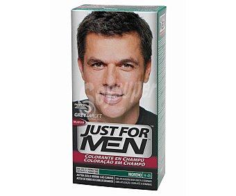 Just For MEN Colorante en champú Moreno H-45 100 Mililitros