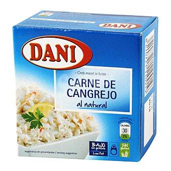 Dani Carne de cangrejo al natural 120 g