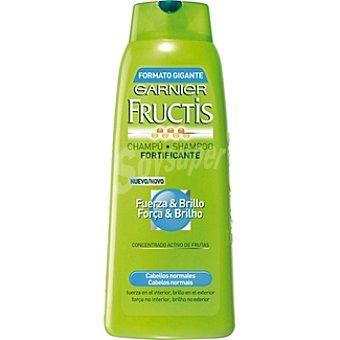 Fructis Garnier Champú fortificante para cabello normal Frasco 750 ml