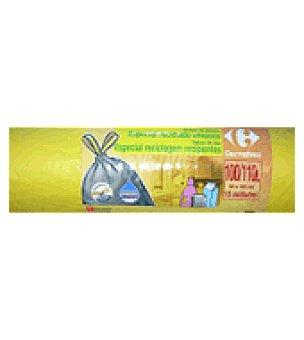 Carrefour Bolsa Basura COM. ENV. 110 L autoc 20 bolsas