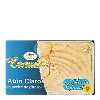 Cenador Atún claro en aceite vegetal 85 g