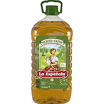 LA ESPAÑOLA Aceite de oliva intenso 1º Bidón 5 l