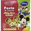 Pasta Mickey Club Box Disney caja 250 g Dalla Costa