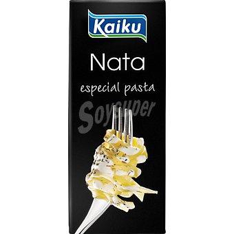 Kaiku Nata para cocinar especial pasta Brik 200 ml