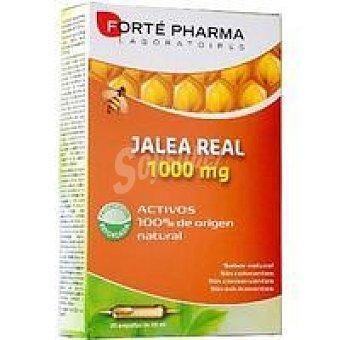 Forte Pharma Forté Jalea real 1000 mg caja 20 ampollas