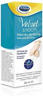 Scholl Máscara de noche para pies Velvet Smooth 60 ml