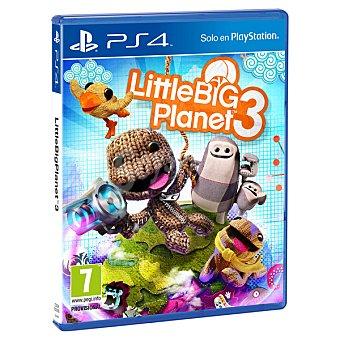 PS4 Videojuego Little Big Planet 3  1 unidad