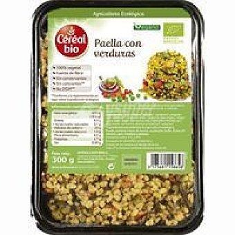 CEREAL BIO Paella de verduras Bandeja 300 g