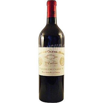 CHEVAL BLANC Vino tinto de Saint-Emilion Grand Cru Classé Burdeos Botella 75 cl