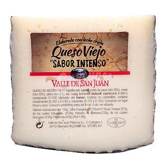 Valle de San Juan Queso viejo mezcla sabor intenso Unidad 400 gr